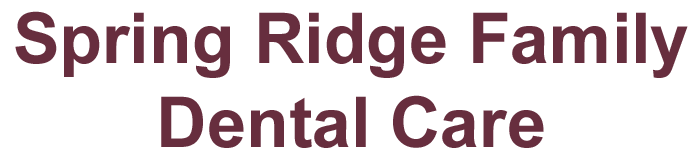 Spring Ridge Family Dental Care Logo